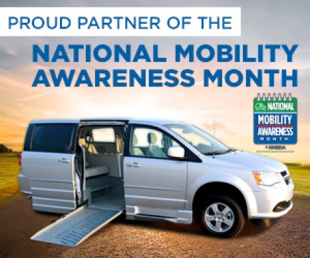 NMEDA Mobility Awareness Month