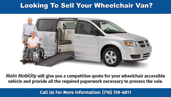 New York Wheelchair Vans and Handicap Vans | Main Mobility