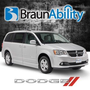 Dodge Wheelchair Vans