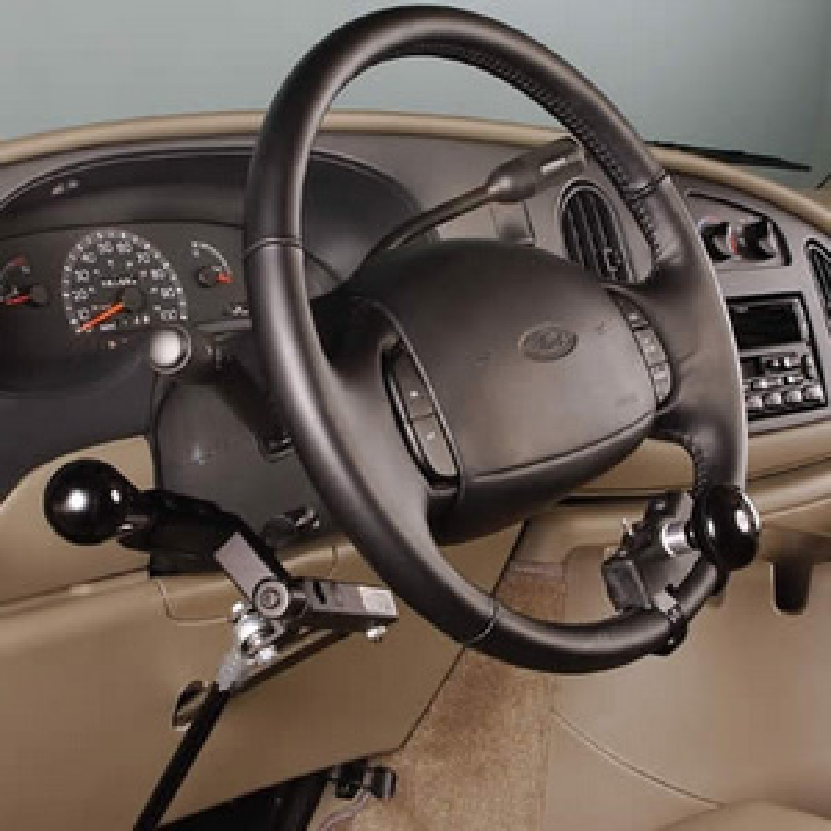 Hand Controls For Driving A Car, Truck, SUV or Minivan New York ...